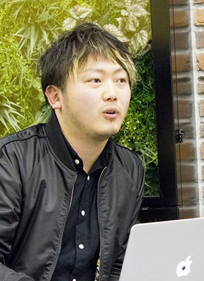 プログラムインターン・メンター福本 真士