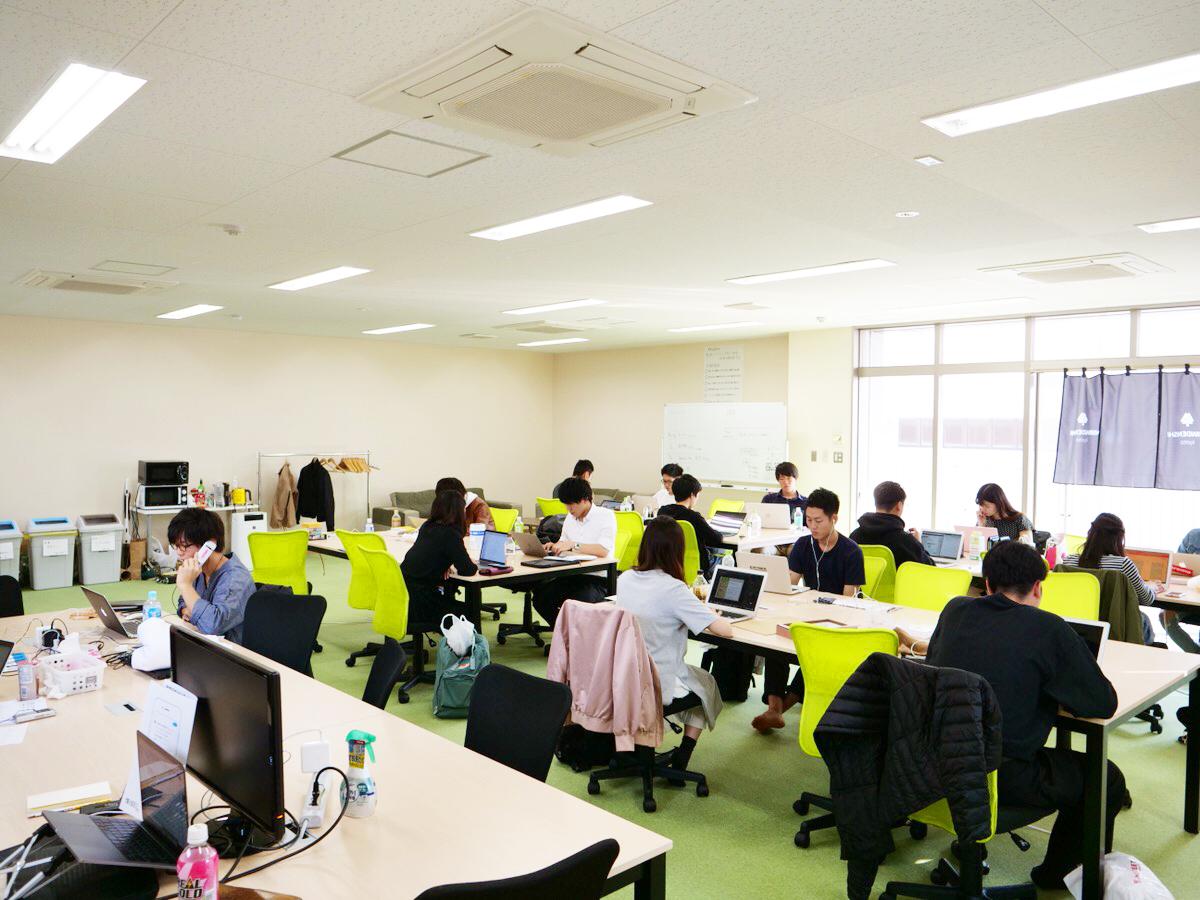 インターン京都オフィス写真05