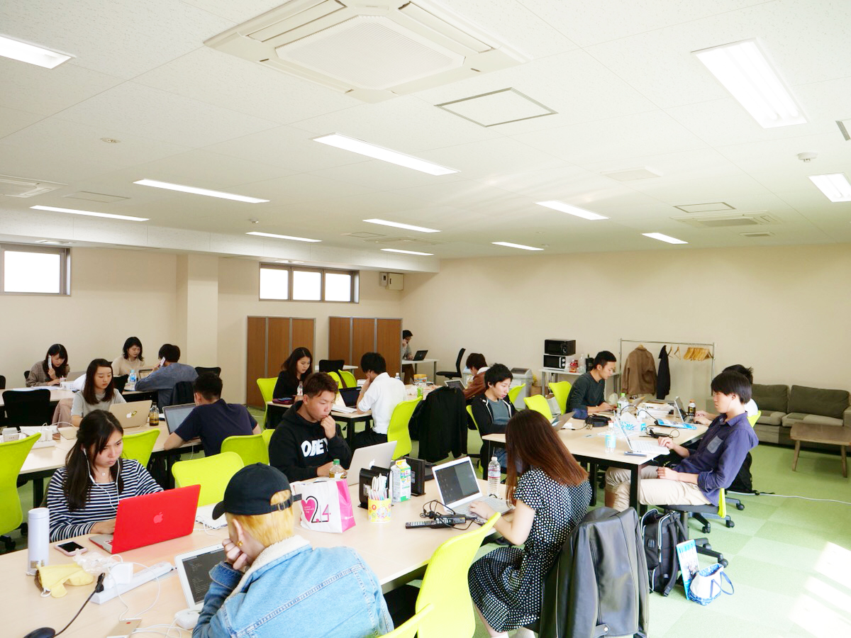 インターン京都オフィス写真09